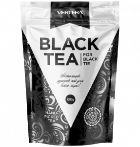 Chaynyy napitok «Black tea for black tie»