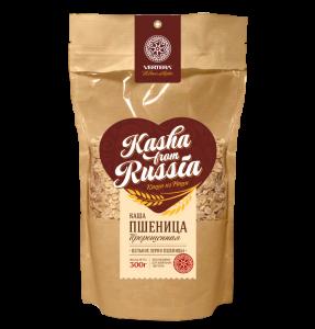 """Kasha from Russia """"Pshenica"""""""
