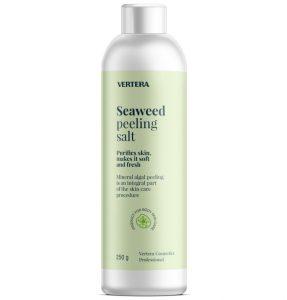 Seaweed peeling salt