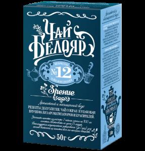 Чай «Белояр» №12 Зрение