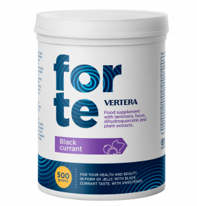 Vertera Forte Black Currant