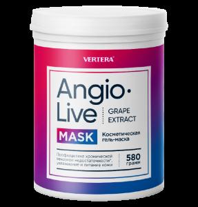 Гель-маска AngioLive