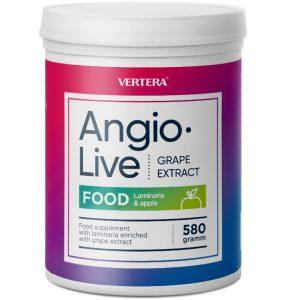AngioLive Яблоко