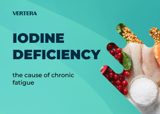 Iodine deficiency. The cause of chronic fatigue